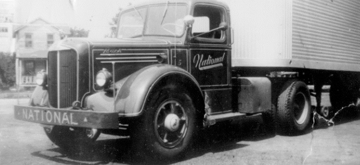 Driver Digesy Fifty Years of Trucking